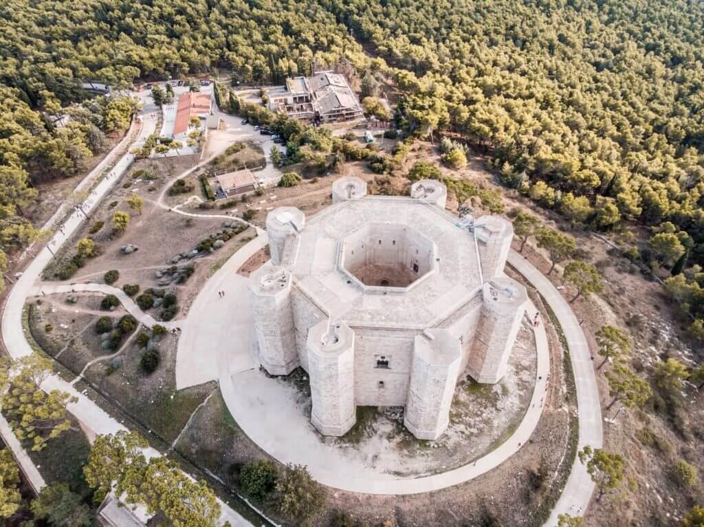 Castel del Monte Tour Sicilia – Roteiro – LeptisTour– Operadora Receptivo Italia