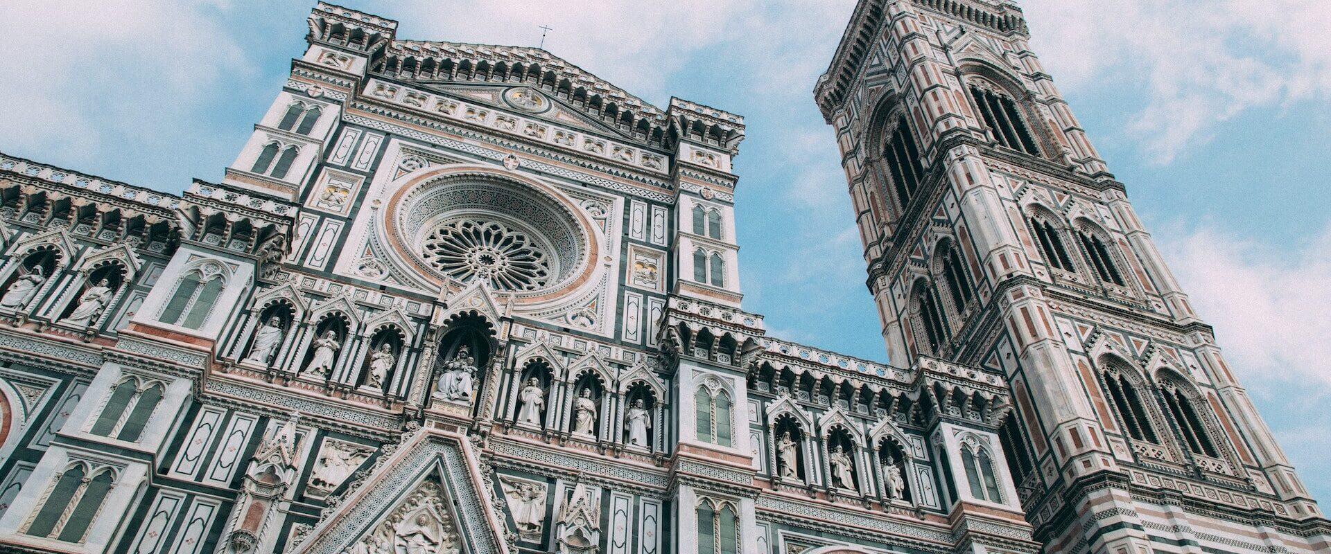 Organizza il tuo viaggio in Italia