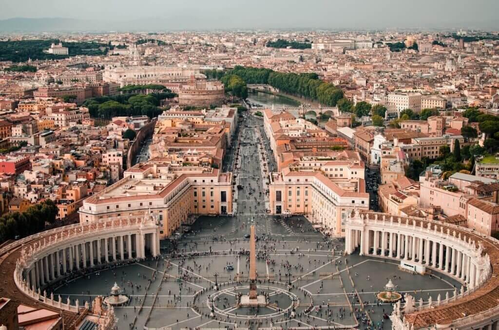 TOUR DE ROMA E SUL DA ITÁLIA