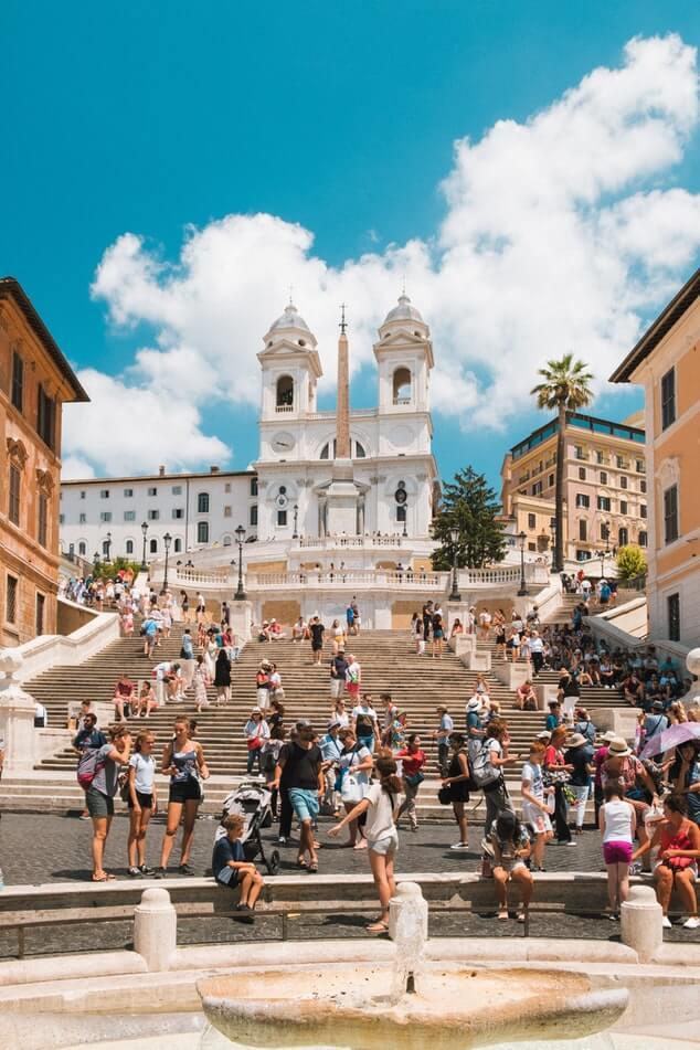 TOUR ROMA E AMALFI