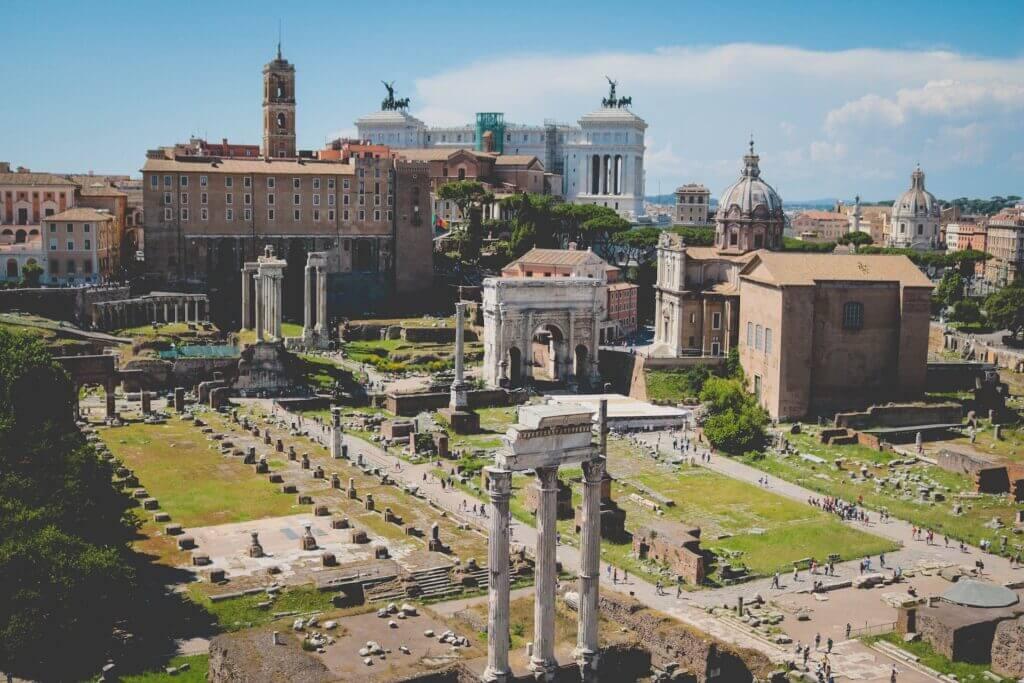roma Tour – Roteiro – LeptisTour– Operadora Receptivo Italia 1