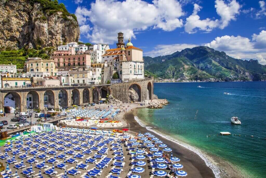 Tour Costa Amalfitana parapequeños grupos (2-7 Pessoas)